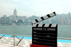 Free Hongkong - Avenue Of Stars Royalty Free Stock Photos - 6111198