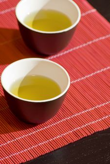 Free Tea Time In Oriental Atmosphere Royalty Free Stock Photography - 6111437