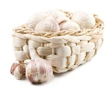 Free Fresh Garlic Royalty Free Stock Image - 6111856