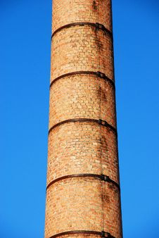 Free Brick Tower - Detail Stock Images - 6112264