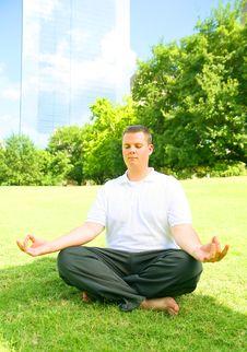 Free Outdoor Meditation Stock Photos - 6113103
