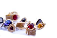 Free Cuff Link....... Royalty Free Stock Photo - 6113515