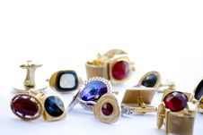 Free Cuff Link........ Royalty Free Stock Photos - 6113518