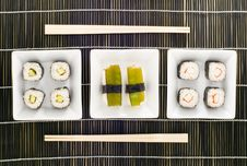 Free Sushi Royalty Free Stock Photography - 6113717