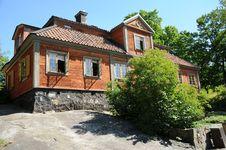 Skansen Royalty Free Stock Photography