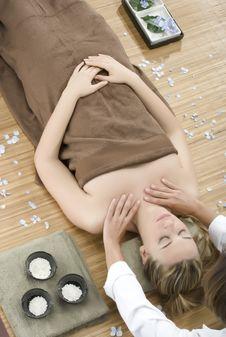 Free Massage Therapy Stock Photo - 6114730