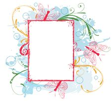 Free Decorative Frame Stock Photography - 6115102