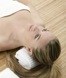 Massage Therapy Stock Images
