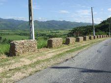 The Ingenios Valley, Near Trinidad Stock Image