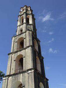 Free Manaca Iznaga Tower Royalty Free Stock Photos - 6115718