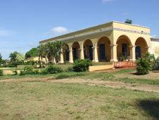 Free Colonial House In Manaca Iznaga Stock Photos - 6115813