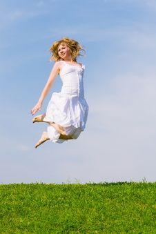 Free Easy Jump Stock Image - 6116551