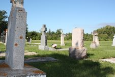 Free Cemetery Royalty Free Stock Image - 6116616