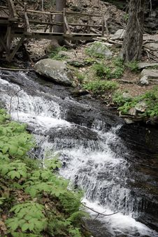 Free Step Falls Stock Photo - 6117100