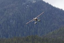 Free Float Plane, Ketchikan, AK Stock Photos - 6117673