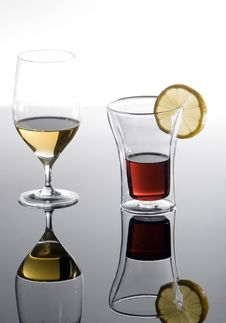 Free Cocktails Stock Image - 6118351