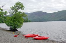 Free Derwentwater Stock Photography - 6118362