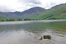 Free Buttermere Royalty Free Stock Images - 6118509