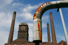 Free Heat And Power Plant Stock Photos - 6118593