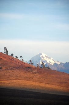 Free Andes Mountains 1 Royalty Free Stock Photos - 6118778