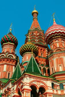 Free St. Basil S Cathedral Stock Images - 6119144