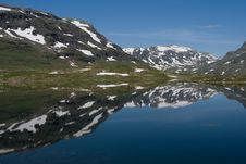 Free Mountain Reflection Stock Photo - 6119230