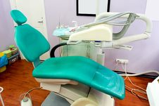 Free Dental Room Stock Image - 6119621