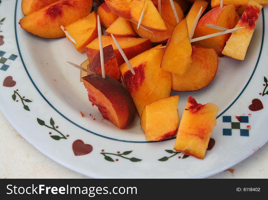 Tasty Nectarines