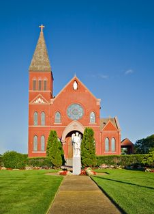 Free Church And Grounds Stock Photography - 6120672