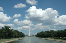 Free Washington Monument Royalty Free Stock Images - 6120799