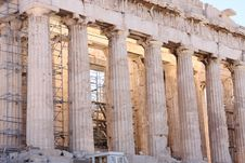 Free Acropolis Stock Photography - 6121112