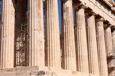 Free Acropolis Stock Photography - 6121312