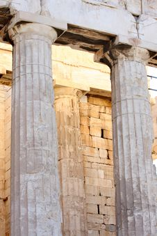 Free Acropolis Royalty Free Stock Images - 6121539