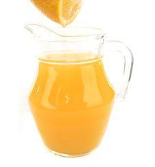 Free Fresh Orange Juice Royalty Free Stock Images - 6122909