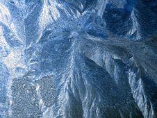Free Icy Pattern Stock Photo - 6123120