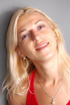 Free Smiling Girl Stock Image - 6123121