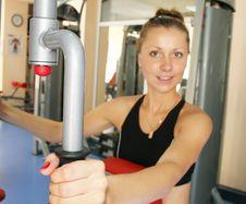 Free Sport Woman Stock Photo - 6123330
