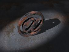 Free Symbol @ Royalty Free Stock Image - 6123836
