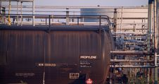 Free Chemical Tank Car Royalty Free Stock Images - 6125199