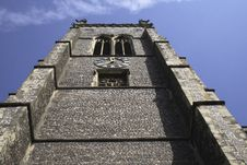 Free Church Tower Royalty Free Stock Photography - 6125447