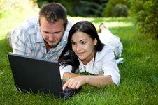 Free Happy Couple Stock Image - 6125691