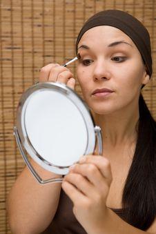 Free Makeup Stock Photos - 6125753