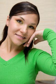 Free Fresh Woman Stock Photos - 6125883