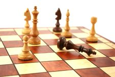 Free Chess Royalty Free Stock Image - 6126576