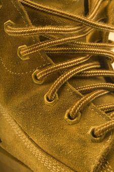 Free Work Boot Royalty Free Stock Images - 6127049