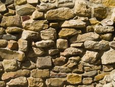 Free Stone Wall Royalty Free Stock Image - 6127366