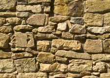 Free Stone Wall Royalty Free Stock Images - 6127389