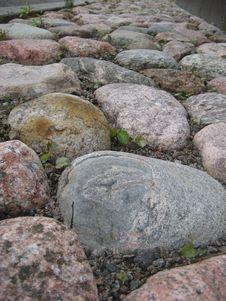 Free The Stones Stock Image - 6127431