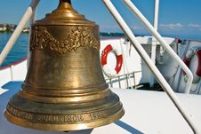 Free Ship Bell Stock Image - 6127701