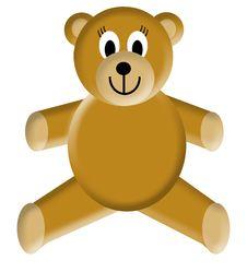 Free Teddy Bear Royalty Free Stock Photography - 6128037